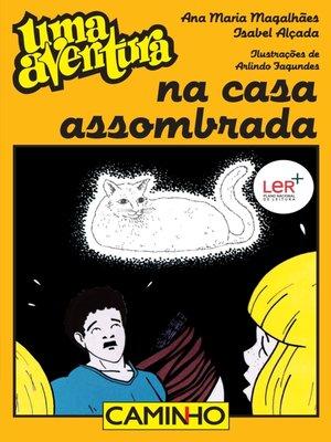cover image of Uma Aventura na Casa Assombrada