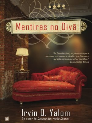 cover image of Mentiras no Divã