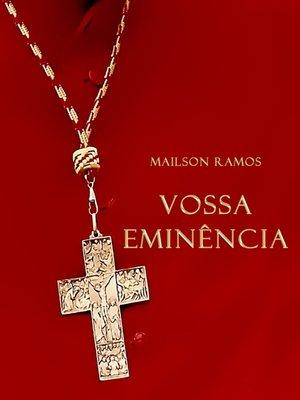 cover image of Vossa eminência (portoghese edizione)