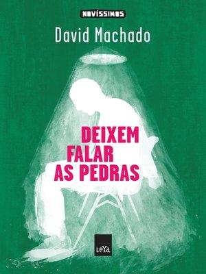 cover image of Deixem Falar as Pedras