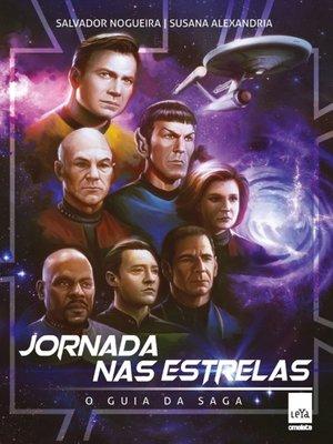 cover image of Jornada nas estrelas