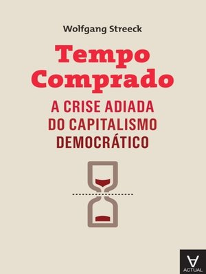 cover image of Tempo Comprado