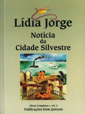 cover image of Notícia da Cidade Silvestre