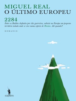 cover image of O Último Europeu