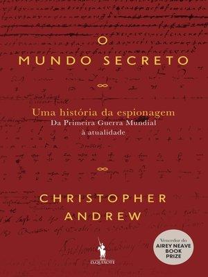 cover image of O Mundo Secreto