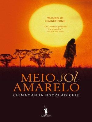 cover image of Meio Sol Amarelo