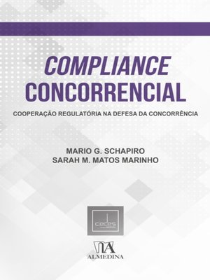 cover image of Compliance Concorrencial