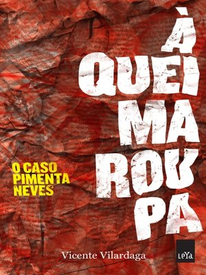 cover image of À Queima Roupa