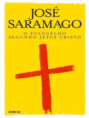 cover image of O Evangelho segundo Jesus Cristo