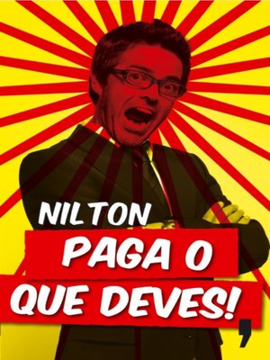 cover image of Paga o que deves!