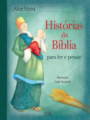 cover image of Histórias da Bíblia Para Ler e Pensar