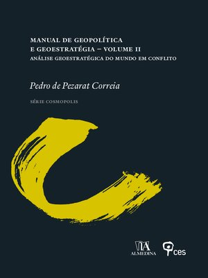 cover image of Manual de Geopolítica e Geoestratégia, Volume 2