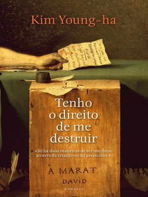 cover image of Tenho o Direito de Me Destruir