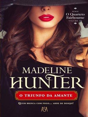 cover image of O Triunfo da Amante