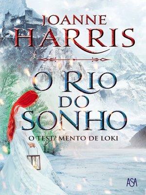 cover image of O Rio do Sonho