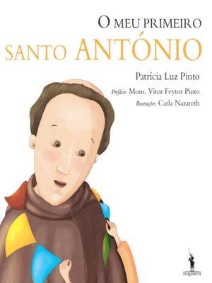 cover image of O Meu Primeiro Santo António