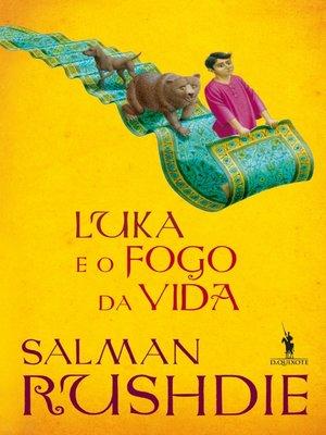 cover image of Luka e o Fogo da Vida
