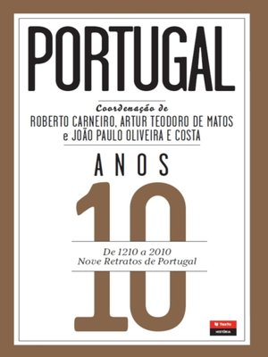 cover image of Portugal, Anos 10