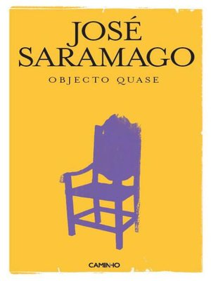 cover image of Objecto Quase