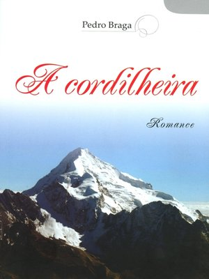 cover image of A Cordilheira