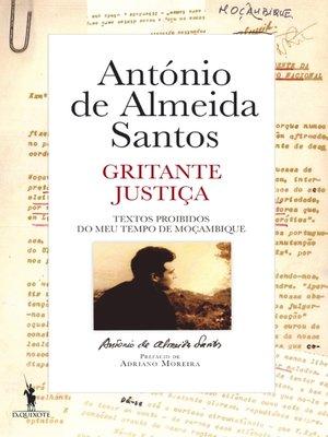 cover image of Gritante Justiça