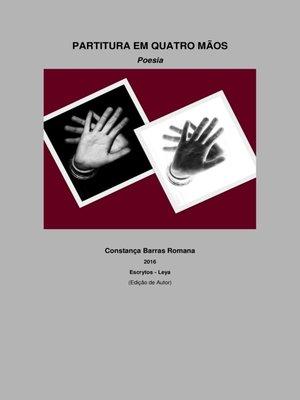 cover image of Partitura em Quatro Mãos