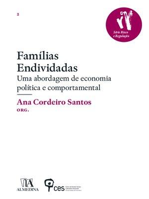 cover image of Famílias Endividadas