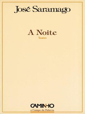 cover image of A Noite