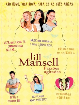 cover image of Paixões Agitadas