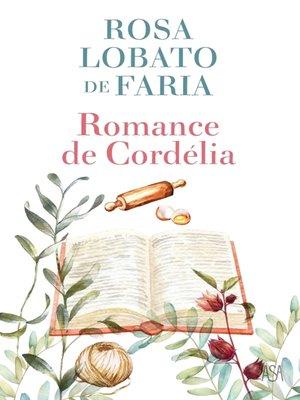 cover image of Romance de Cordélia