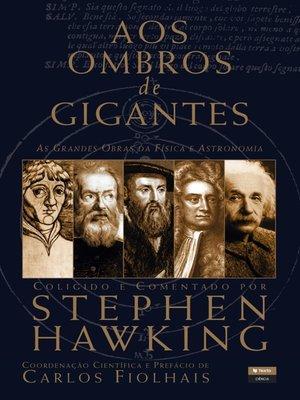 cover image of Aos Ombros de Gigantes