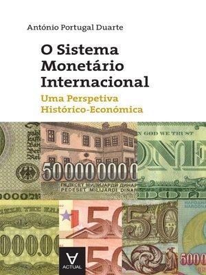 cover image of O Sistema Monetário Internacional