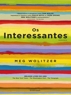 cover image of Os Interessantes