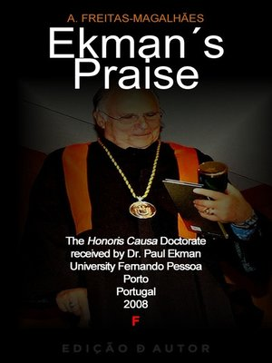 cover image of Ekman´s Praise--The Honoris Causa Doctorate Received by Dr. Paul Ekman