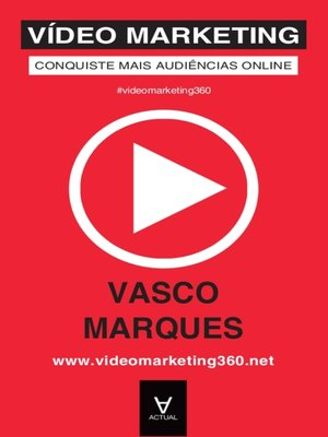 cover image of Vídeo Marketing
