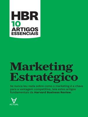 cover image of Marketing Estratégico