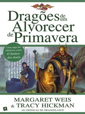 cover image of Dragões de um Alvorecer de Primavera