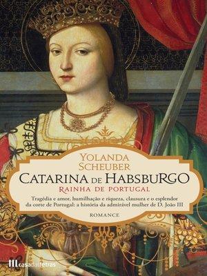 cover image of Catarina de Habsburgo