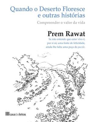 cover image of Quando o Deserto Floresce e outras histórias
