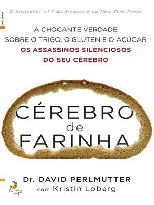 cover image of Cérebro de Farinha
