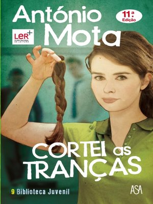 cover image of Cortei as Tranças