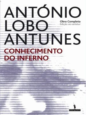 cover image of Conhecimento do Inferno
