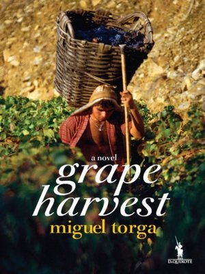 cover image of Grape Harvest
