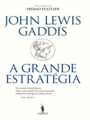 cover image of A Grande Estratégia
