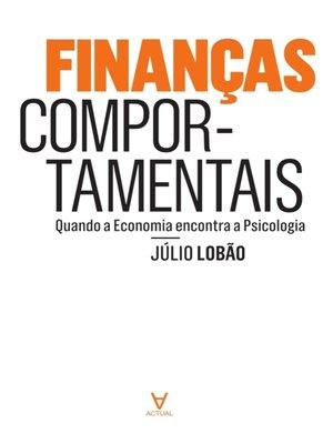 cover image of Finanças Comportamentais