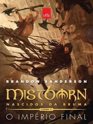 cover image of Mistborn – Nascidos da Bruma