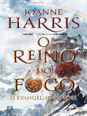 cover image of O Reino do Fogo