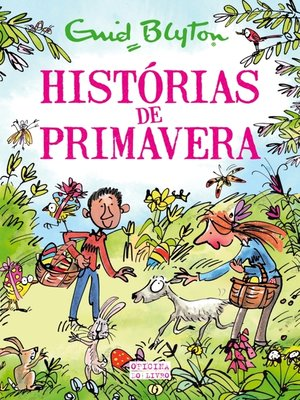 cover image of Histórias de Primavera