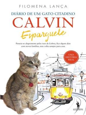 cover image of Diário de Um Gato Citadino