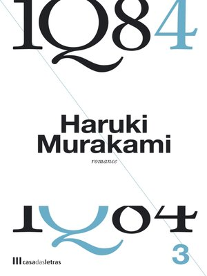 cover image of 1Q84 Livro 3